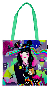 Image of Tote Bag - UFO