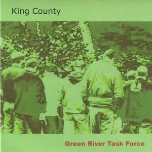 "Image of King County ‎""Green River Task Force"" CD"