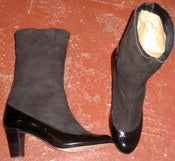 Image of Opening Ceremony Shearling Boots SZ 39/9 Never Worn