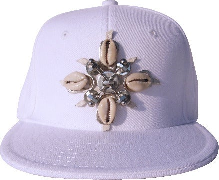 Image of Treasure Trade Fitted Cap - White