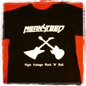 Image of High Voltage Rock N Roll Tshirt (Large Only!)