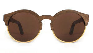 Henry Limited Edition Wooden Sunglasses Handmade in California by Capital Eyewear