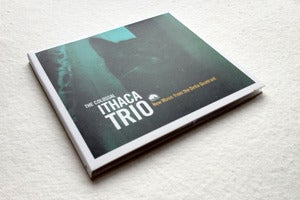 Image of Ithaca Trio: New Music From The Delta Quadrant