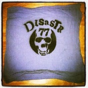 Image of Disastr77 Stenciled Gas Rags