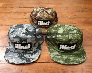 Image of Illest - Fall 2012 I Camo 5 Panel
