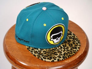 Image of The Fly Mutant Limited Edition Snap (Blue Cheetah)