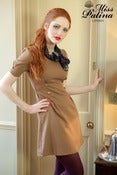 Image of Hostess with the Mostess dress (camel)