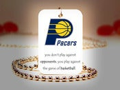 Image of Indiana Pacers NBA Necklace