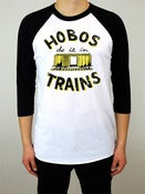 Image of Hobos Do It In Trains