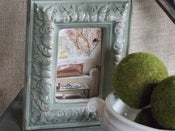 Image of Green Ceramic Frame