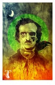 Image of SQUID SAINT: EDGAR ALLAN POE