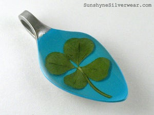 Image of Four Leaf Clover Shamrock
