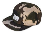 Image of S&S 5 PANEL HAT [ camo ]