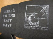 Image of CTTS Drink Koozie - Here's to the last days...