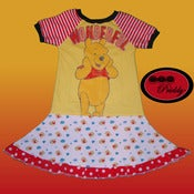 Image of Winnie the Pooh Wonderful Twirl Dress – Size 5/6/7