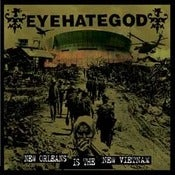 Image of EyeHateGod - 7&quot; (Vinyl - Orange/Black)