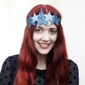 Image of Intergalactic Starlight Crown - Mermaid