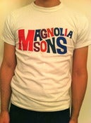 Image of Psychedelic 6-Color Magnolia Sons T-Shirt