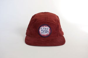 Image of STAY WEIRD Camp Cap