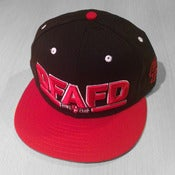 Image of Snapback (Red/Black)