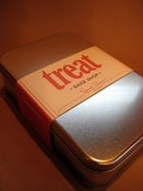 Image of Spiced Pecans, Treat Tin