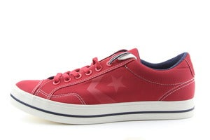 Image of Converse First String Star Player FS Ox Varsity Red