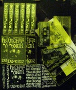 Image of PROSTHETIC YOUTH &quot;Demo 2012&quot; Tape