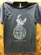 Image of Emancipator Geo Deer Shirt (Grey)