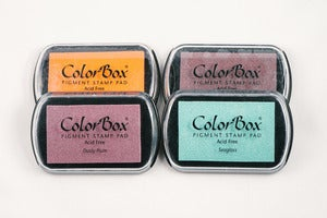 Image of COLOR PIGMENT INK PAD - 63 COLORS