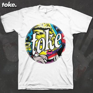 Image of Toke - POP - Tee