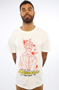 Image of Patriot's Pack Dead Prez Abe | Red on White