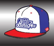 Image of Timmy Weigand Edition PanicREV Snapback Hat