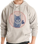 Image of Sunburst Lil BUB Pullover Hoodies
