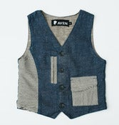 Image of Chambray Vest