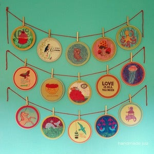 Image of CHOOSE YOUR FAVORITE : wall hanging