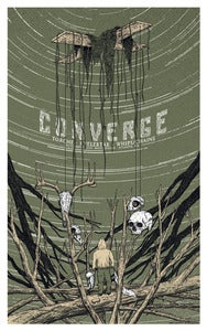 Image of Converge with Torche and Kvelertak in Atlanta, GA Poster