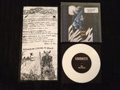 "Image of Godhunter/Inoculara 7"" Split"