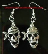 Image of Pirate Earrings