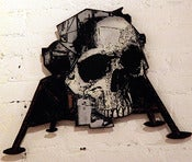 Image of SKULL LANDER - DAVE TREE