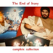 Image of CAPTAIN AHAB 'The End of Irony' complete collection