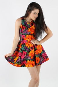 Image of TROPICANARAMA DRESS