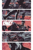 Image of Winter Soldier #6, Page 6 Monoprint