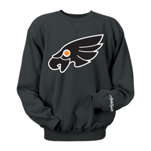 Image of Flybrid Crewneck (Black)