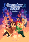 Image of Cucumber Quest Book 1 (Limited Edition Hardcover)