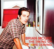 "Image of Brian McGee ""The Taking Or The Leaving"" LP"