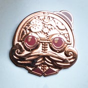 Image of Mechtorian Badge Designer Con 2012 Exclusive