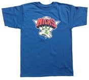 Image of The NICKS Tee in Royal Blue