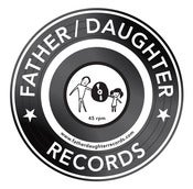 Image of Father/Daughter Records Sticker