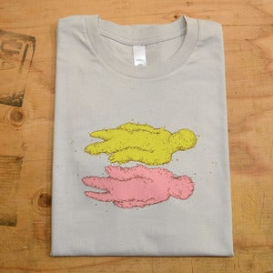 "Image of Brendan Monroe Tee ""Blob Sleep"""