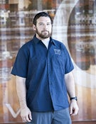 Image of Men's work shirt